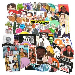 62pc the office tv show stickers skateboard