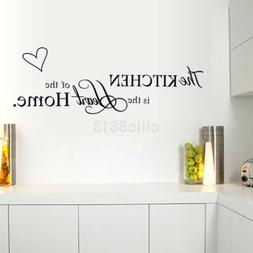 English Letters Wall Stickers Decals Home Decor Wall Poster
