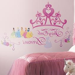 RoomMates RMK1580GM Wall Decal, Crown