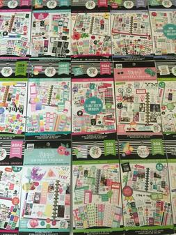 Create 365 The Happy Planner Stickers Value Pack YOU PICK NE