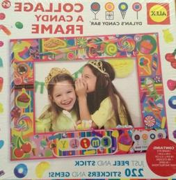 Alex Toys Dylan's Candy Bar Collage Candy Picture Frame Peel