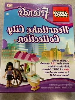 Lego Friends Heartlake City Book Collection New Stickers Sto