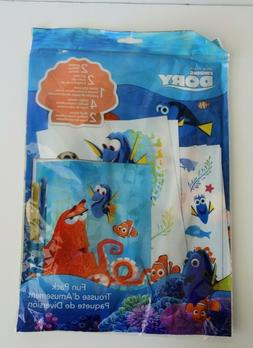 Fun Packs Stickers - Finding Dory - w/Pens Games Toys Set