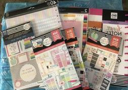 Happy Planner Happy Notes, Sticker Books And Accessories