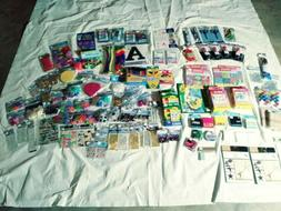 Huge lot of Kids Arts&Craft Supplies,markers,stickers,glue,