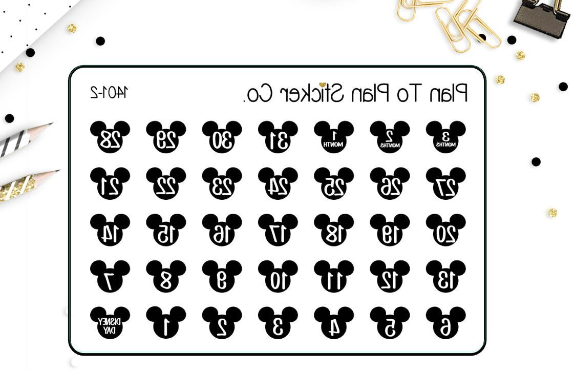 1401 2 disney vacation countdown mickey mouse