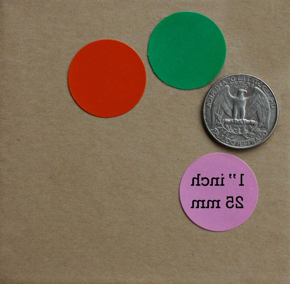 Dot Stickers Coding Inch Pack
