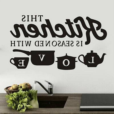 Removable Vinyl Decal for Home Decoration Supply