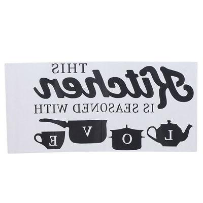 Vinyl Decal for Home Supply