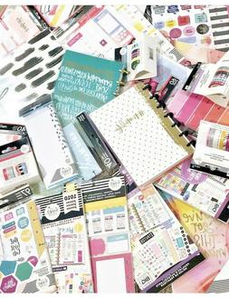 NEW Create 365 The Happy Planner Stickers and accessories Va