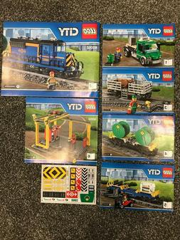 Lego NEW Instructions / Manuals + Sticker set ONLY for set 6