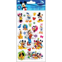 Scrapbooking Stickers Disney Mickey Mouse Friends Minnie Don