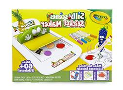 Crayola Silly Scents Sticker Maker, Gift for Kids, Ages 6, 7