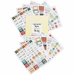 Lamare Student Planner Stickers,School and College Planner S