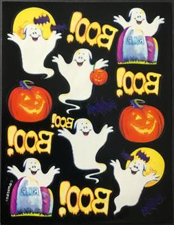 Vintage Stickers - Amscan - Halloween - Mint Condition!!
